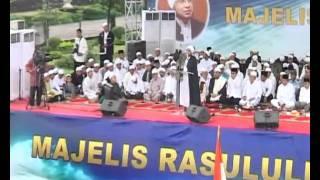 Peringatan Maulid Nabi Muhammad Terbesar Di Dunia 1432H