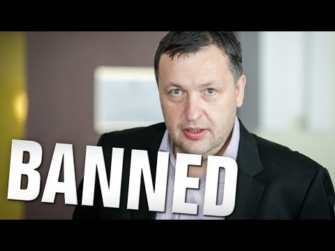 Tony G Has Been BANNED From Russia!
