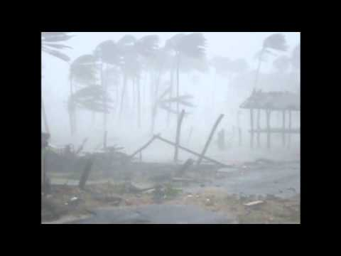 WATCH: Tsunami-like power of Yolanda's storm surge