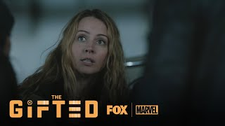 Caitlin & Lauren Try To Escape The Police | Season 2 Ep. 15 | THE GIFTED