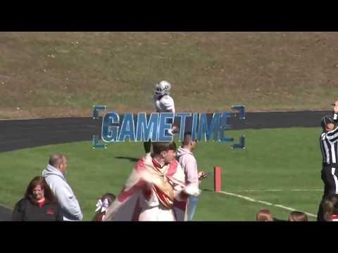 Shea at East Providence High School Football Highlights 10.19.19