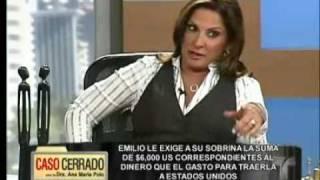 Tv Show!   Caso Cerrado 2010 Dia de furia de la Doctora Ana Maria Polo Parte 1