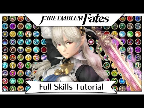 Fire Emblem Fates - How To Get EASY Skills & Full Skills Tutorial! [Tips & Tricks]