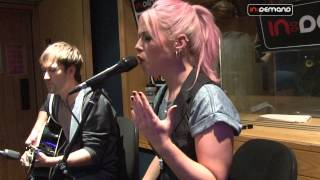 Amelia Lily - Shut Up (And Give Me Whatever You Got) - Live Session