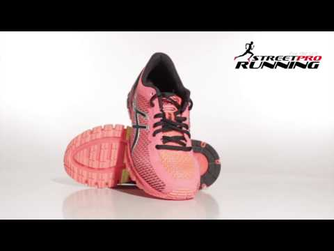 Asics Gel Quantum 360 Mujer Coral - StreetProRunning