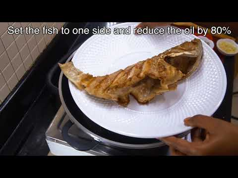 ⏰ Ethiopian Style Fried Whole Fish - Asa Tibs - Fried Fish - How to fry Fish - Ethiopian Recipes