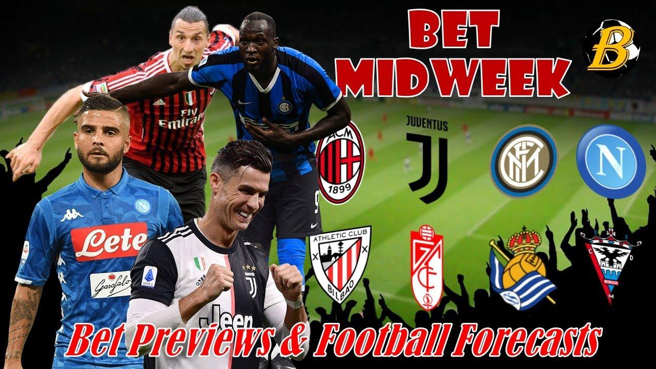 Midweek Football Predictions