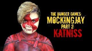 Katniss Everdeen Make-Up Tutorial | The Hunger Games: Mockingjay Part 2