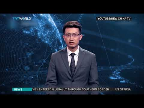 Xinhua introduces AI anchors