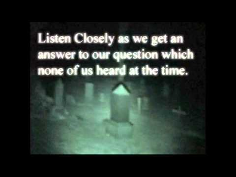 scary ghose on video ;[