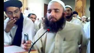 Very Beautiful nazam Darul Uloom Deoband (Ali Zaman In Jamia Haqqania by Mahmood Zaki)