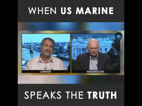 When A US MARINE Tells the Truth!! (Mirror)