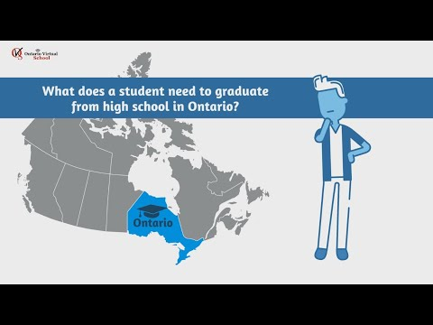 What Does A Student Need To Graduate From High School In Ontario?