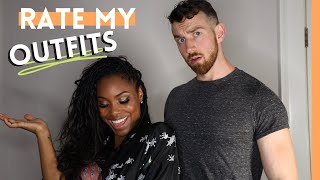 We Try the Rate My Outfit Challenge! | The Hamiltons