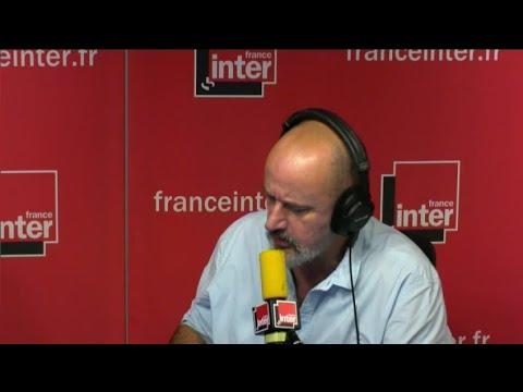 La grippe à France Inter - Le billet de Daniel Morin