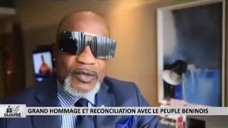 La grande réconciliation de Koffi Olomide avec le peuple Béninois