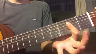 Athena - Ben Böyleyim (Klasik Gitar Cover) Akor ve Tab Video
