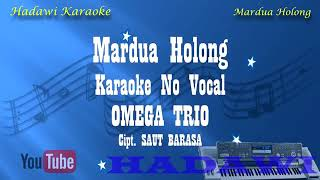 Mardua holong karaoke batak. Mp4