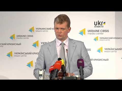Igor Shvaika. Ukrainian Сrisis Media Center.  June 1, 2014