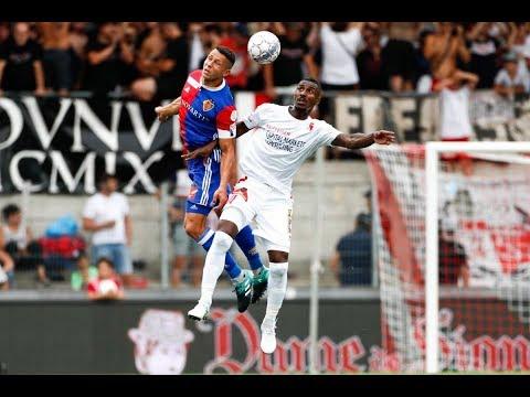 Highlights: FC Sion vs. FC Basel (1:1) - 27.08.2017