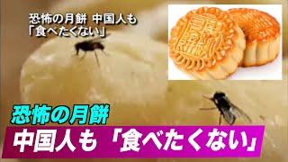 恐怖の月餅 中国人も「食べたくない」 thumbnail