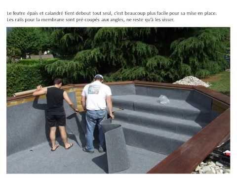 Comment installer une piscine bois rectangulaire hors sol for Piscine bois 4x3