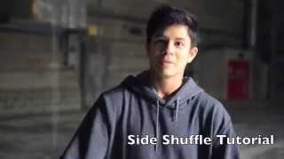 Side-Shuffle Tutorial #ShuffleAlbum