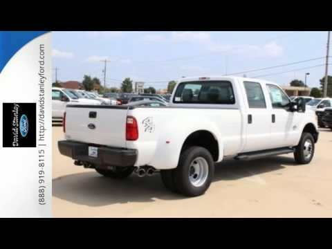 David Stanley Norman Ok >> 2016 Ford F350 Midwest City OK Norman, OK #GEA32908 - YouTube