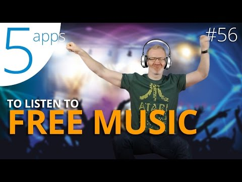 5 Top Free Music Apps