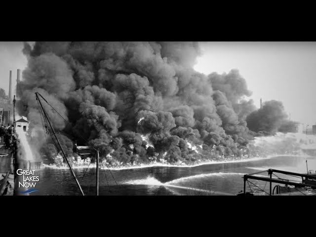 After the Cuyahoga River Fire - Great Lakes Now - 1003 - Segment 1