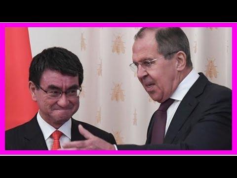 News today-Presstv-fm lavrov: Russia against militarization of Asia