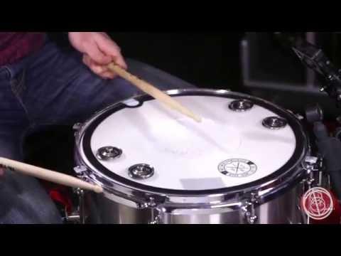 "Snare Bourine Donut BFSD 13"" video"