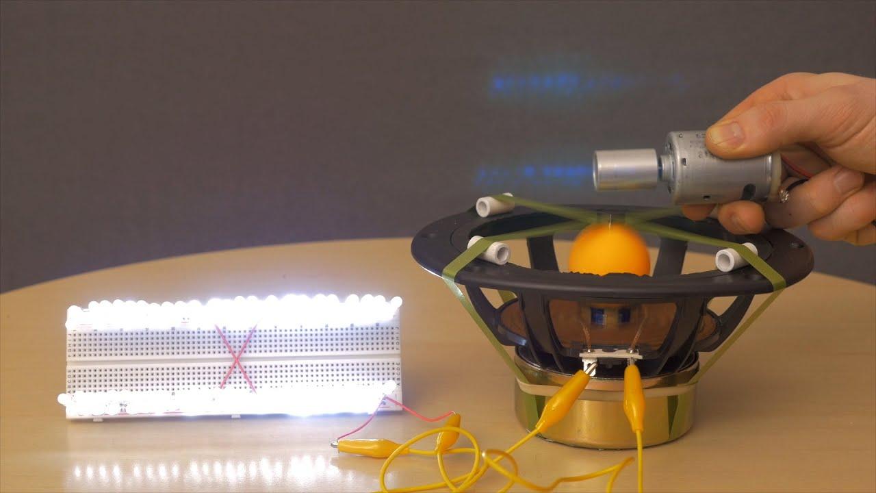 Speaker = Generator version 2015