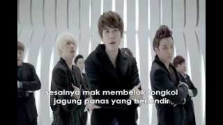 [Malay Misheard Version] Super Junior - Mr. Simple
