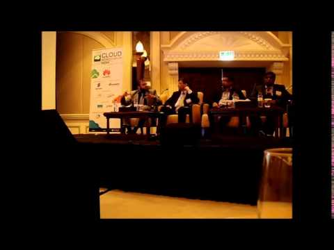 Ahmed Fawzy - Security Challenges Panel Discussion - Cloud MENA Forum Dubai 2014
