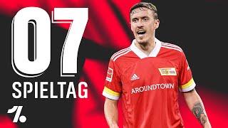 OneFootball Bundesliga Rückblick 7. Spieltag! Union krused durch die Liga!
