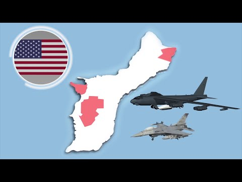Why Guam is a target for North Korea