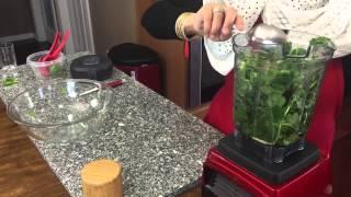 how to make golgappa water at home