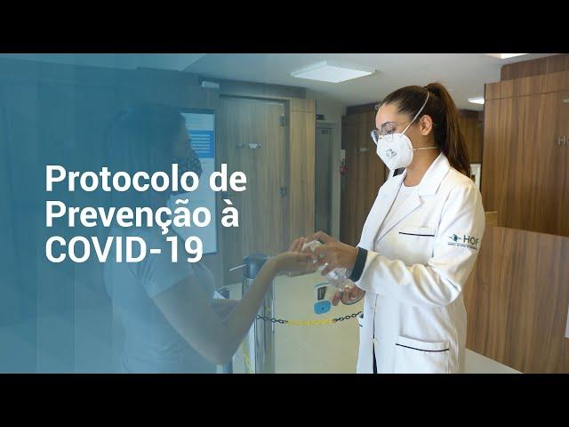 Protocolo de Prevenção à COVID-19