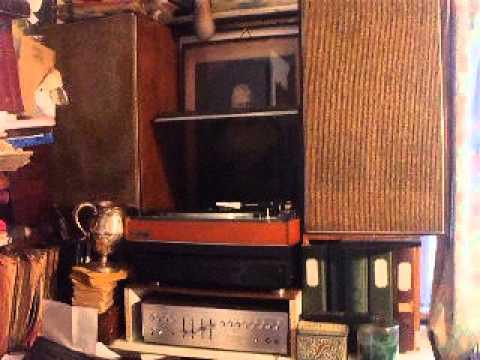 """Gramophone Record Shop Announcement Record""  c 1950"