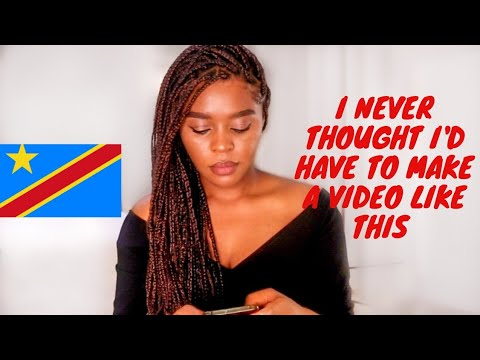 Why you shouldn't move to Congo | JessiLove