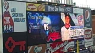 vuclip NY Yankees WS CHAMP Line Up 2009