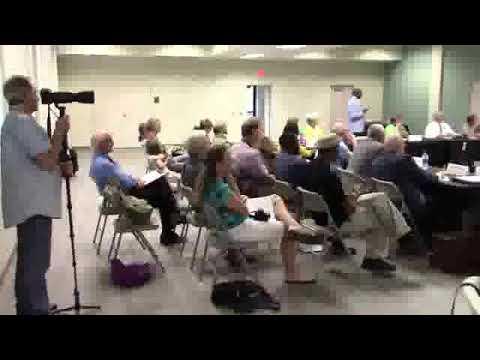 Presentation --Darryl Muse, Valdosta Utilities Director