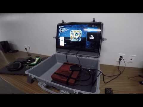 Portable Xbox One S!!!!