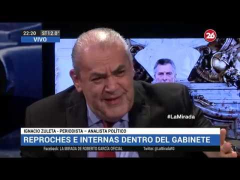 Canal 26 -La Mirada de Roberto García - 3 de Septiembre