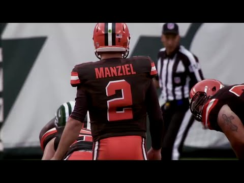 Johnny Manziel - The Comeback