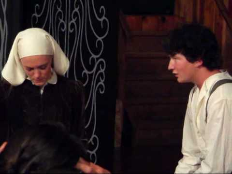Measure for Measure. Act III Scene 1 Claudio & Isabella