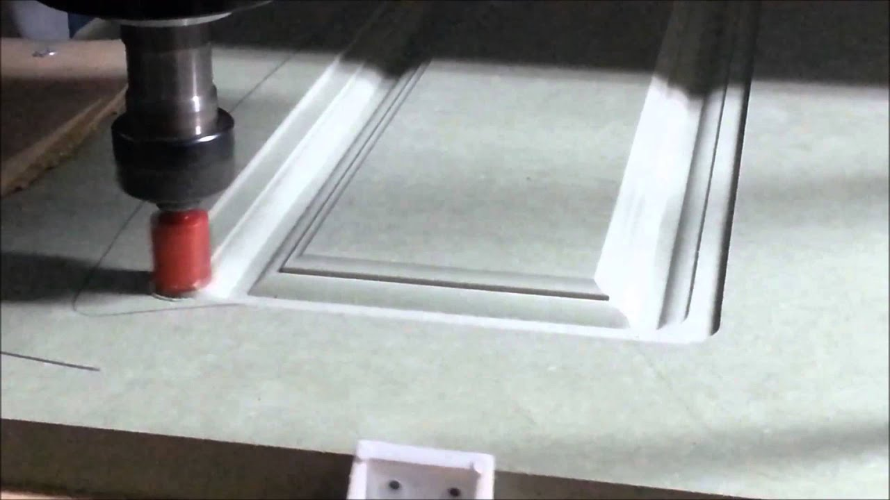 Cnc Mdf Door Kitchen Youtube