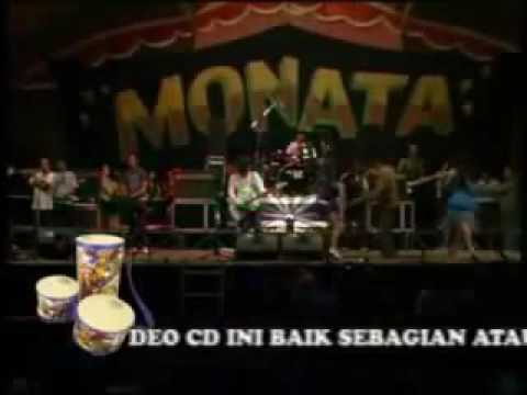 MONATA   Cinta berpayung bulan  DANGDUT    YouTube