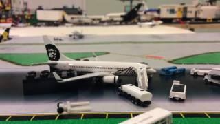 Geminijets 1/400- BEAUTIFUL!!!!!!!!!! *Emergency landing* at Atlantic International airport